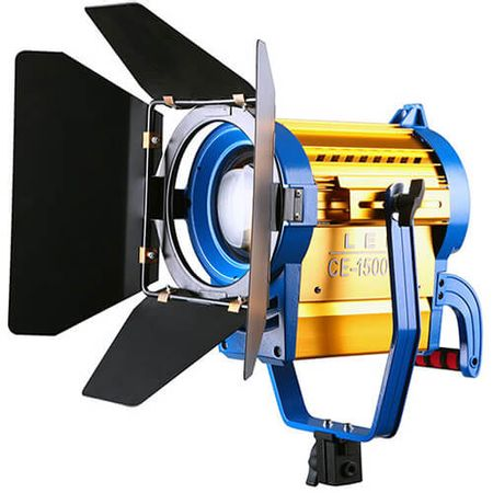 Iluminador-Fresnel-de-Led-NiceFoto-CE-1500WS-Spotlight-Video--Bivolt-