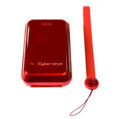 Case-Rigido-para-Cameras-Sony-Cyber-shot---Vinho