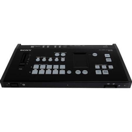 Switcher-Streaming---Gravacao-Sony-MCX-500-4-Entradas