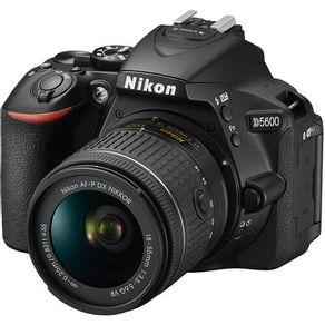 Camera-Nikon-D5600-com-Lente-18-55mm-f-3.5-5.6G-VR