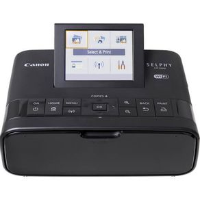 Impressora-Fotografica-Canon-SELPHY-CP1300-com-Wi-Fi---Preta-