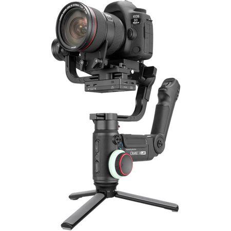 Estabilizador-Inteligente-Crane3-LAB-Zhiyun-para-Cameras-DSLR-e-Mirrorless