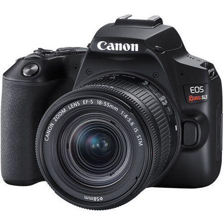 Camera-Canon-EOS-Rebel-SL3-com-Lente-18-55mm-IS-STM-