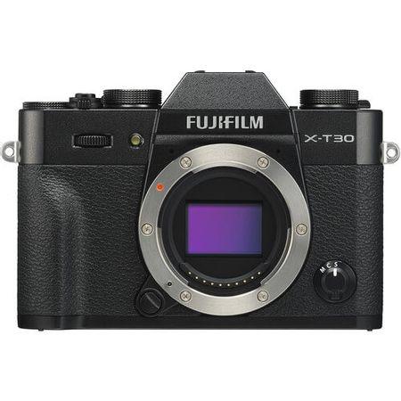 Camera-FujiFilm-X-T30-Mirrorless-Preta--Corpo-