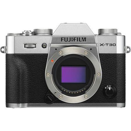 Camera-FujiFilm-X-T30-Mirrorless-Prata--Corpo-