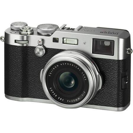 Camera-FujiFilm-X100F-com-Lente-23mm--Prata-
