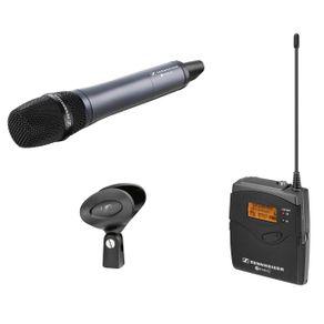 Microfone-de-Mao-Sennheiser-EW-135-p-G3-Sem-Fio-de-Montagem-de-Camera