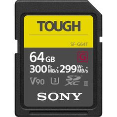 Cartao-SDXC-Sony-64GB-SF-G-Tough-Serie-G-UHS-II-300-MB-s