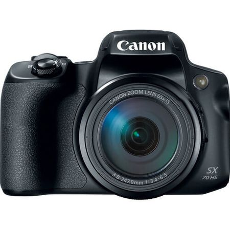 Camera-Canon-PowerShot-SX70-HS-4K-Zoom-65x--Preta-