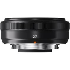 Lente-FujiFilm-XF-27mm-f-2.8-Preta