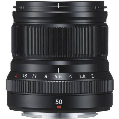 Lente-FujiFilm-XF-50mm-f-2-R-WR-Preta