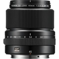 Lente-FujiFilm-GF-45mm-f-2.8-R-WR