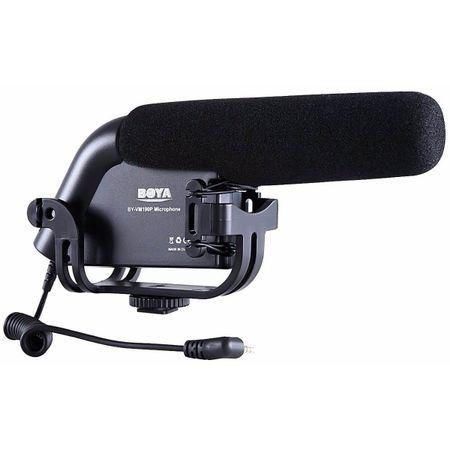 Microfone-de-Video-Shotgun-Boya-BY-VM200P-Estereo-Condensador