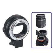 Adaptador-de-Montagem-de-Lente-Canon-EF-EF-S-para-Sony-E-Mount--CM-EF-NEX-