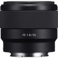 Lente-Sony-FE-50mm-f-1.8-E-Mount-Full-Frame--SEL50F18F--