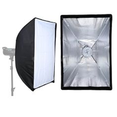 Softbox-Studio-Light-60X60cm-para-Flash-Tocha-com-Instalacao-Rapida-