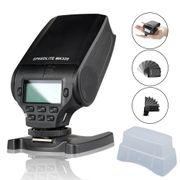 Flash-Speedlite-Meike-Mk320-TTL-para-Cameras-Sony