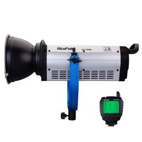 Refletor-Led-de-Luz-Continua-COB-NiceFoto-HA-3300b-de-330W-Video-Light-5500K-com-Controle-Remoto--Bivolt-