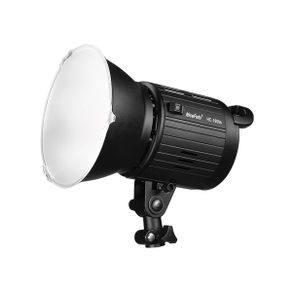 Luz-Continua-Photo-LED-NiceFoto-HC-1000B-de-100W-Video-Light-5500K-com-Montagem-Bowens