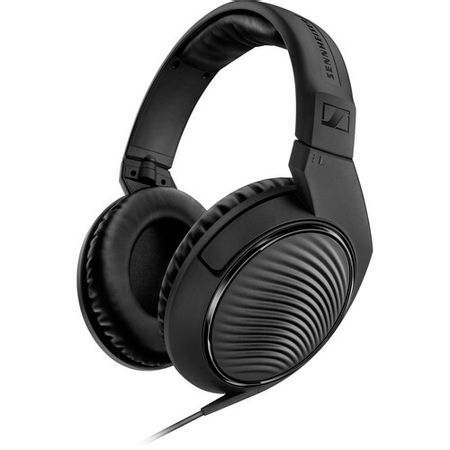 Fone-de-Ouvido-Studio-HeadPhone-Sennheiser-HD200-Pro-Monitoring-Studio