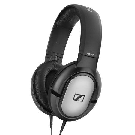 Fone-de-Ouvido-HeadPhone-Sennheise-Hd206-Over-Ear-Stereo-HiFi