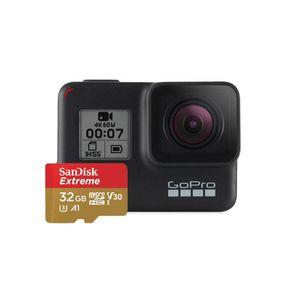 Kit-Camera-GoPro-HERO-7-Black-4K---Cartao-32Gb-Sandisk-Extreme