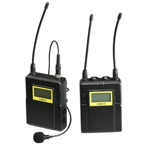 Sistema-Microfone-Lapela-Sem-Fio-Saramonic-UwMic10-UHF-Wireless-com-Transmissor-TX10-e-Receptor-RX10