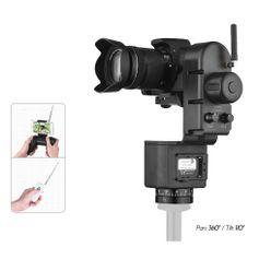 Cabeca-Panoramica-Motorizada-Pan-Tilt-YT-3000-com-Controle-Remoto-Wireless-e-Velocidade-Ajustavel
