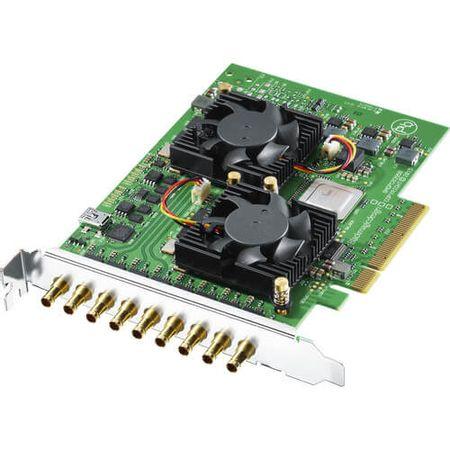 Placa-de-Captura-e-Reproducao-Blackmagic-Design-DeckLink-Quad-2-de-8-Canais-3G-SDI