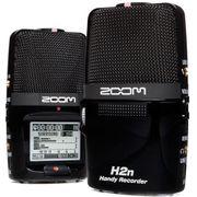Gravador-Portatil-Zoom-H2n-Handy-Recorder-2-Entradas-4-Trilhas-com-Matriz-de-5-Microfones