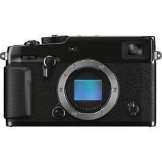 Camera-FujiFilm-X-Pro3-Mirrorless-4K--Preta-
