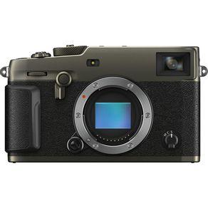 Camera-FujiFilm-X-Pro3-Mirrorless-4K--Preta-Dura-Black-Titanium-