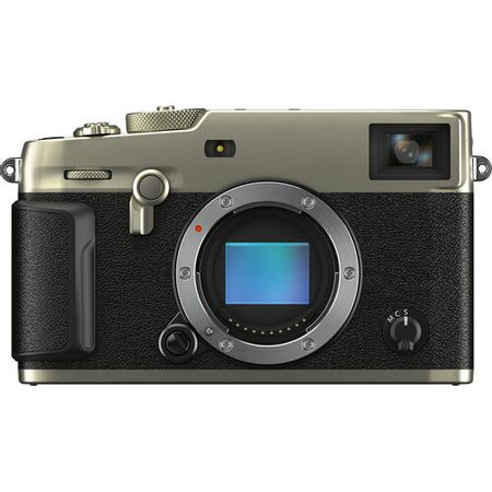 Camera-FujiFilm-X-Pro3-Mirrorless-4K--Prata-Dura-Silver-Titanium-