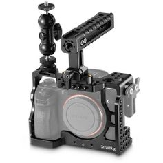 Kit-Gaiola-Cage-SmallRig-2103-para-Cameras-Sony-a7R-III-e-a7-III