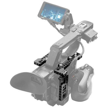 Kit-Placas-de-Montagem-SmallRig-1843-para-Sony-PXW-FS5