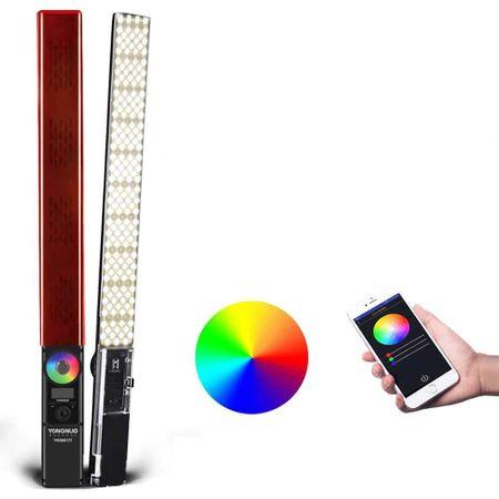 Bastao-de-LED-Yongnuo-YN360III-Light-Wand-RGB-Bi-Color--3200-5500K-