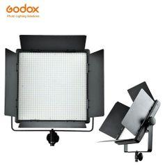 Iluminador-Painel-de-LED-Video-Light-Godox-LED1000C-Bi-Color-4400Lux-Profissional-para-Estudio--Bivolt-