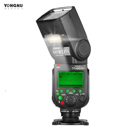 Flash-Yongnuo-YN968N-TTL-Speedlite-para-Cameras-Nikon
