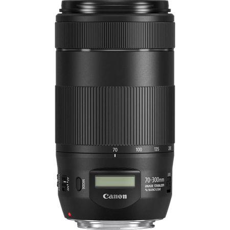 Lente-Canon-EF-70-300mm-f-4-5.6-IS-II-USM