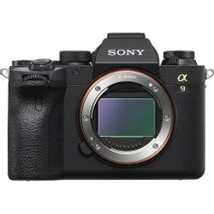 Camera-Sony-A9II-Mirrorless-4K-Full-Frame---ILCE9M2--Corpo-