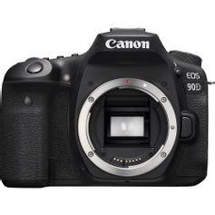 Camera-DSLR-Canon-EOS-90D--Corpo-