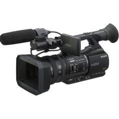 Filmadora-Sony-HVR-Z5N-HDV-Profissional