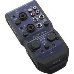Interface-de-Audio-Portatil-Zoom-U-44-USB-4x4-24-Bit