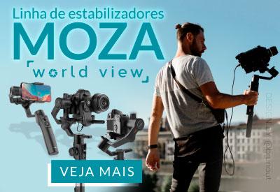 Linha Moza - Mobile