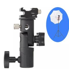 Suporte-Adaptador-para-Sombrinha-e-Flash-Speedlite-Ya421-para-Estudio-Fotografico