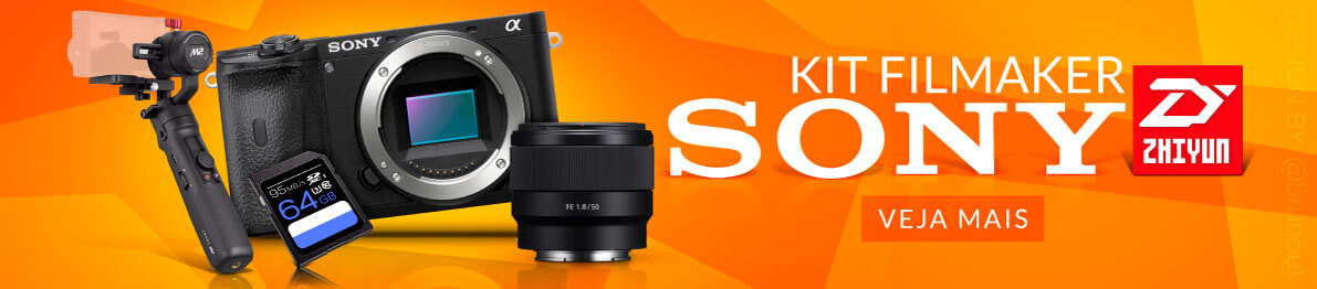 Sony A6600 Promoção Gazata Desk