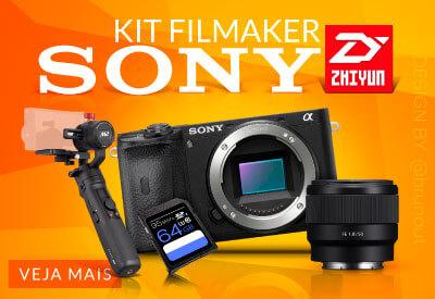 Sony A6600 Promoção Gazata Mobile