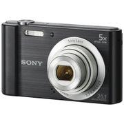 Camera-Sony-Cyber-shot-DSC-W800--Preta-