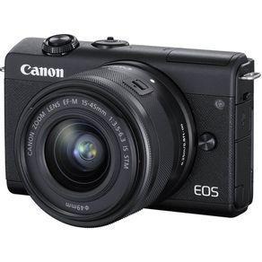 Camera-Canon-EOS-M200-Mirrorless-4K-com-Lente-15-45mm