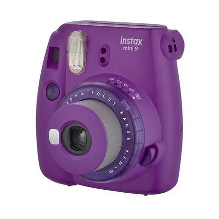 Camera-Instantanea-FujiFilm-Instax-Mini-9-Roxo-Acai